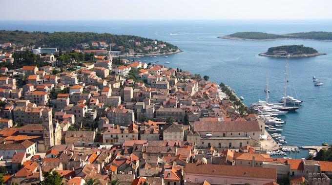De 5 mooiste steden van Kroatië