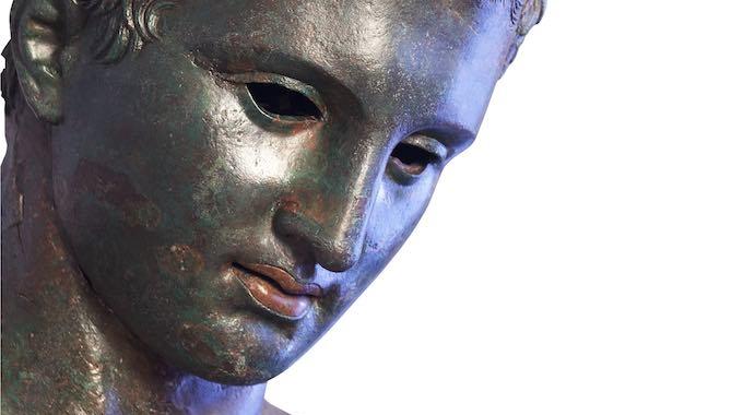Uniek bronzen beeld van Apoxyomenos is weer terug in Kroatië